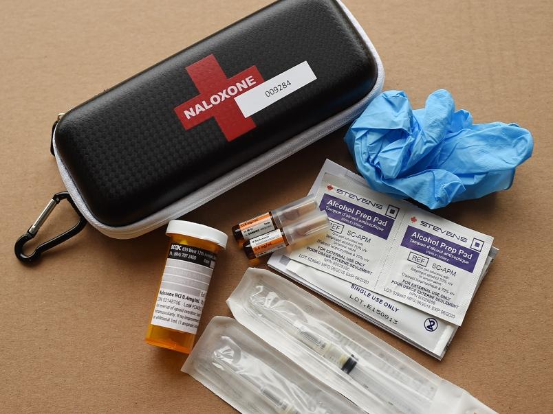 Save a Life: Naloxone Training