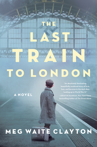 Beth Jacob Book Club: Last Train to London