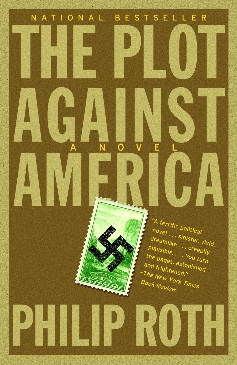 Beth Jacob Book Club: The Plot Against America