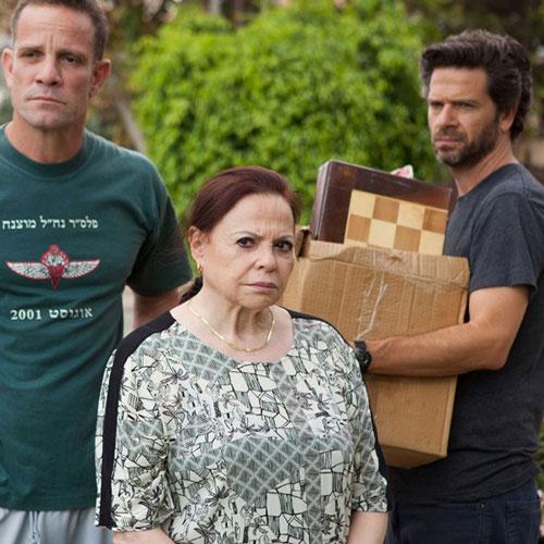 "Israeli Film Festival: ""Antenna"" and ""The Field"""