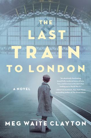 Beth Jacob Book Club: Last Train to London