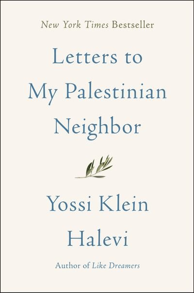 Beth Jacob Book Club: Letters to my Palestinian Neighbor