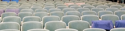 indicated seating