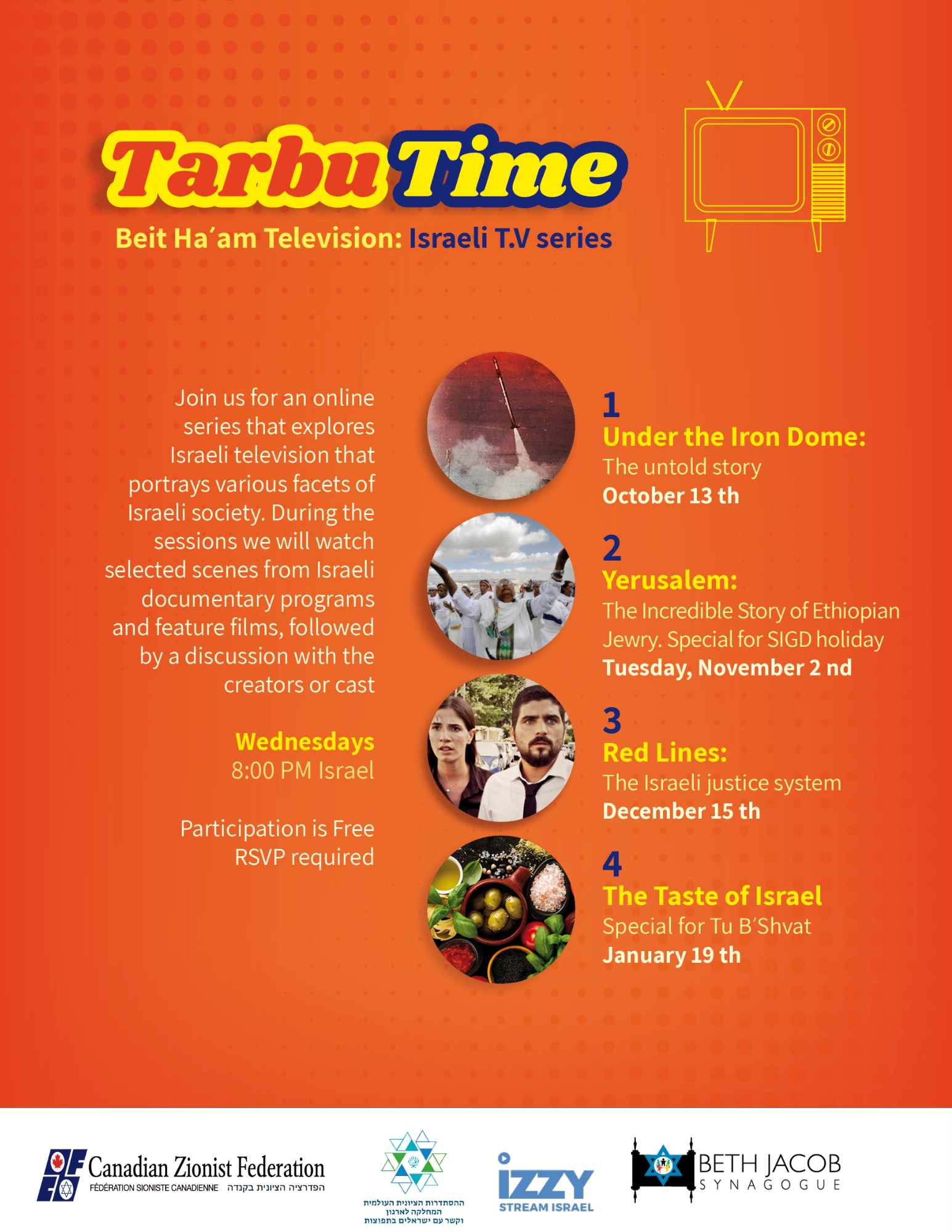 TarbuTime TV: Under the Iron Dome